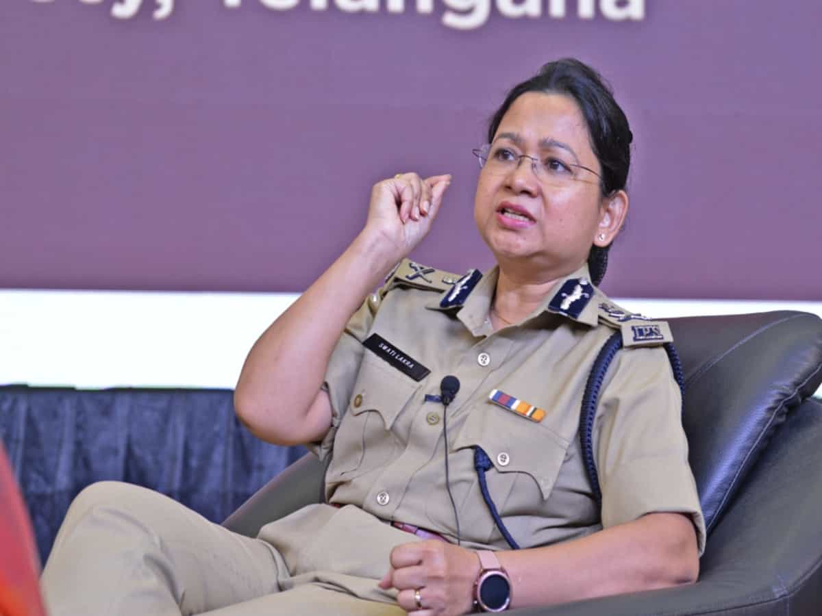 Telangana's She Teams role model for the country: Swati Lakra