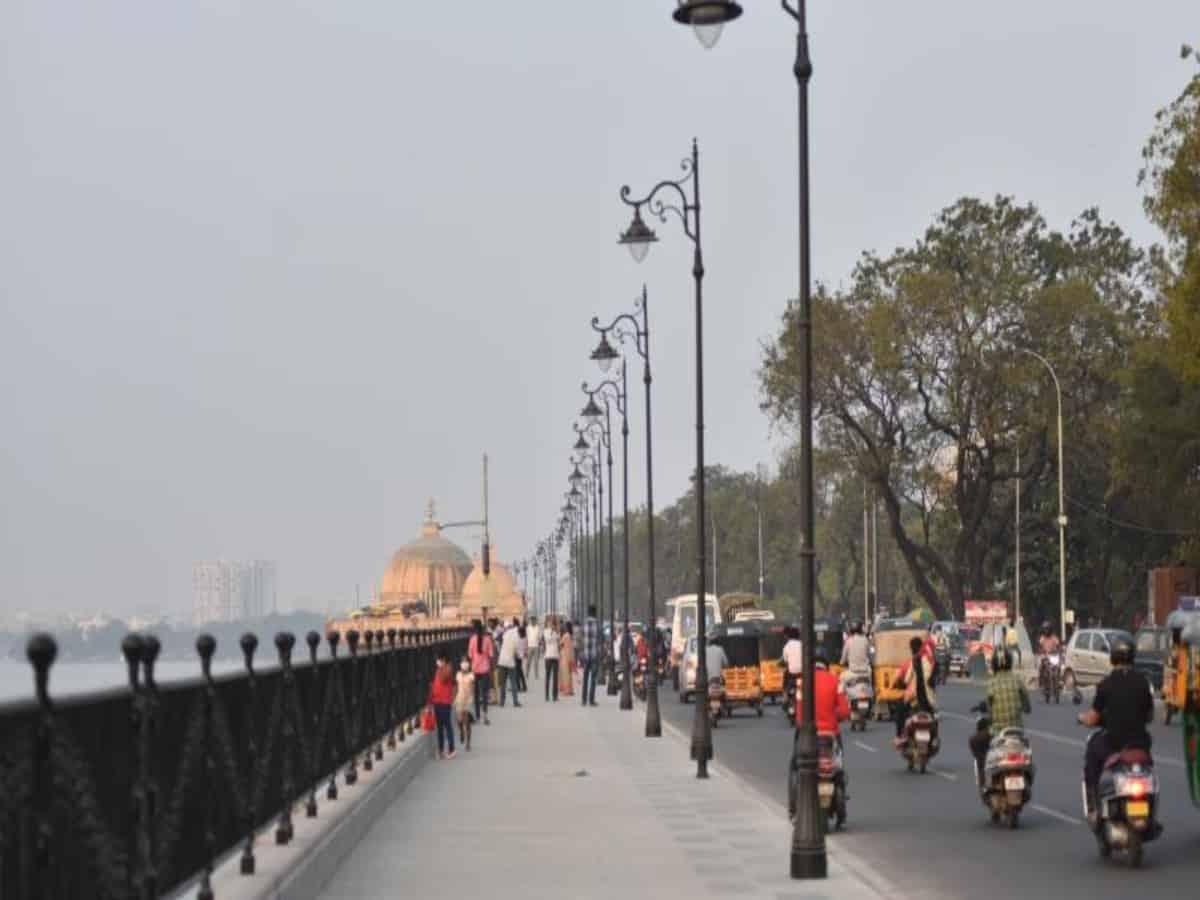 Telangana govt to set up night Bazaar at Tank Bund soon