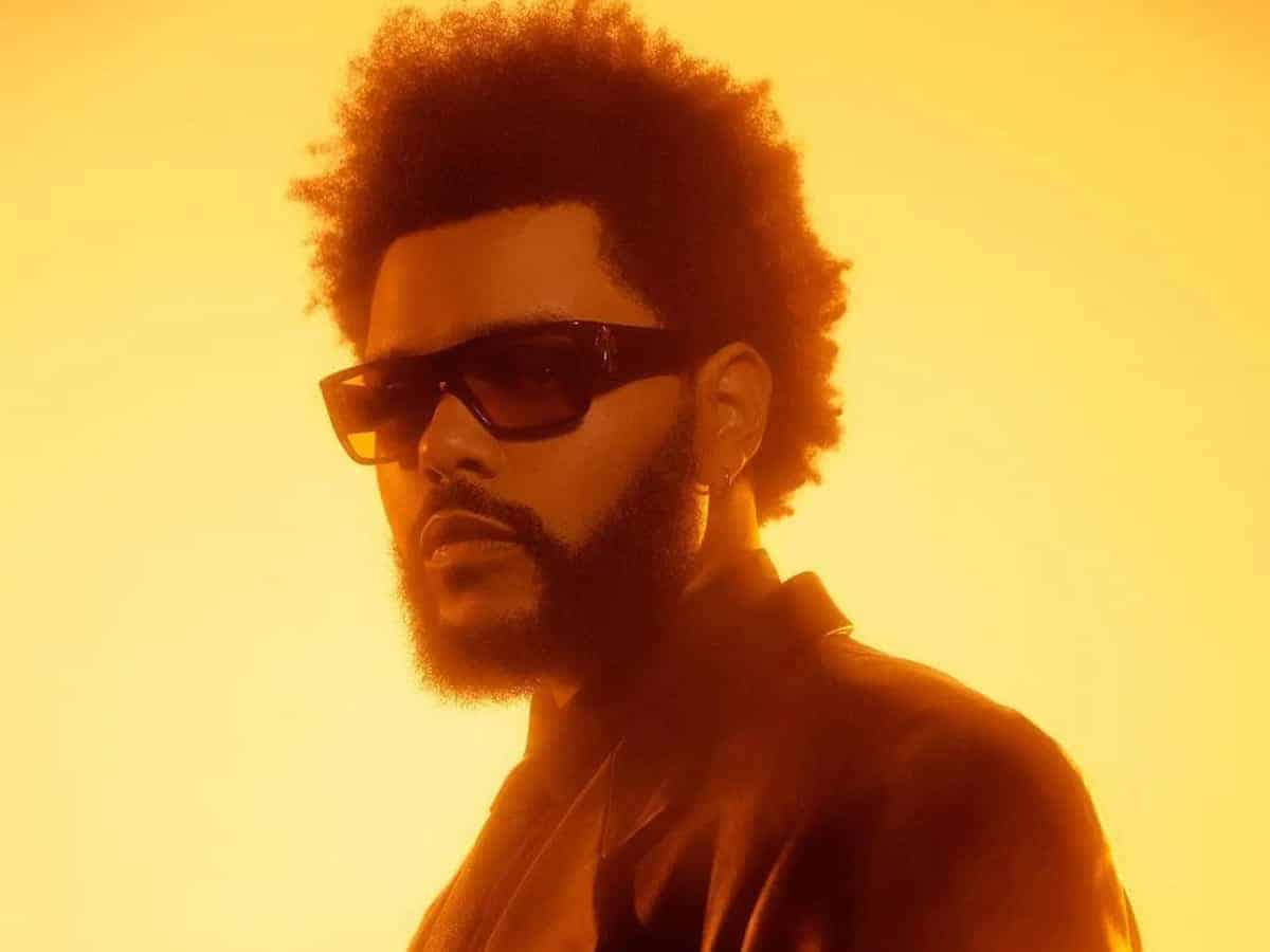 The Weeknd named goodwill ambassador for United Nations World Food Programme