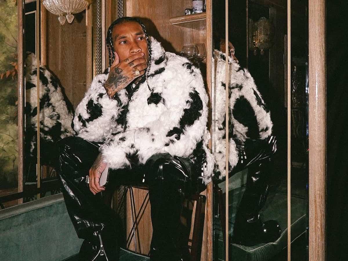Rapper Tyga arrested in domestic violence investigation