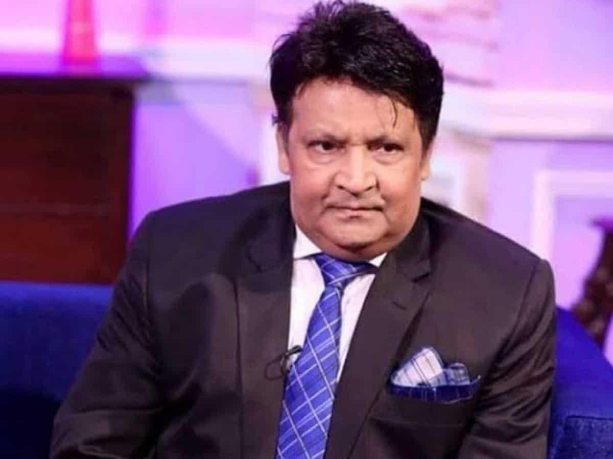 Pakistan's comedy legend Umer Sharif passes away at 66