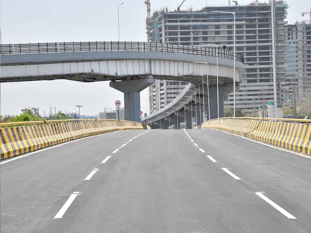 Ambitious plan to build flyovers, roads in Hyderabad
