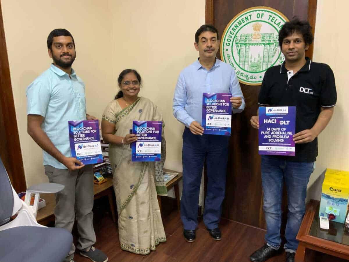 Telangana, DLT Labs to organise blockchain Symposium