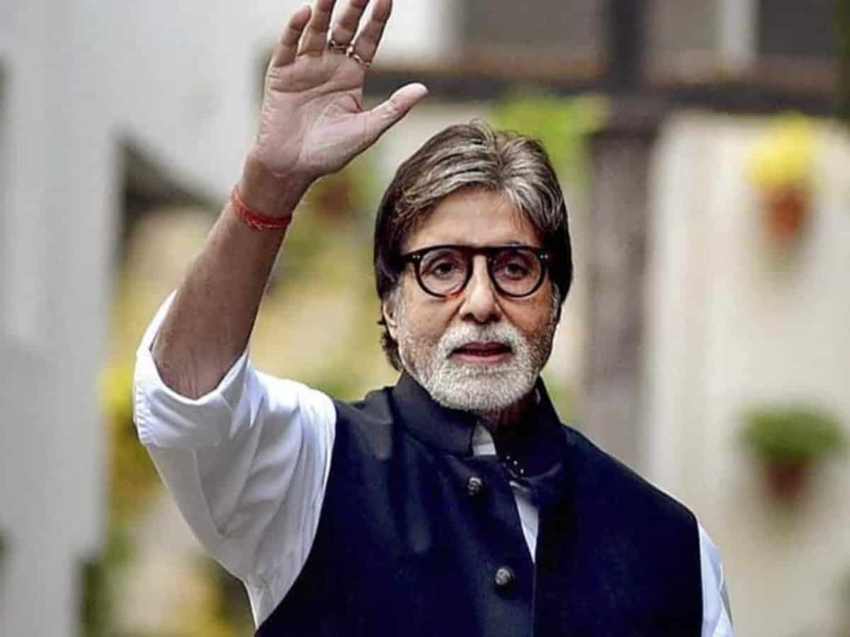 Amitabh Bachchan terminates contract with pan masala, returns fee