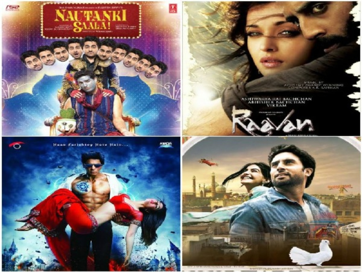 Dussehra 2021: Bollywood films that incorporated Ramlila in their plot