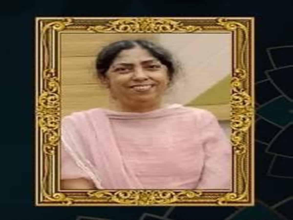 Rabbta Foundation to honour Siasat's journalist Ratna Chotrani and others on Oct 2