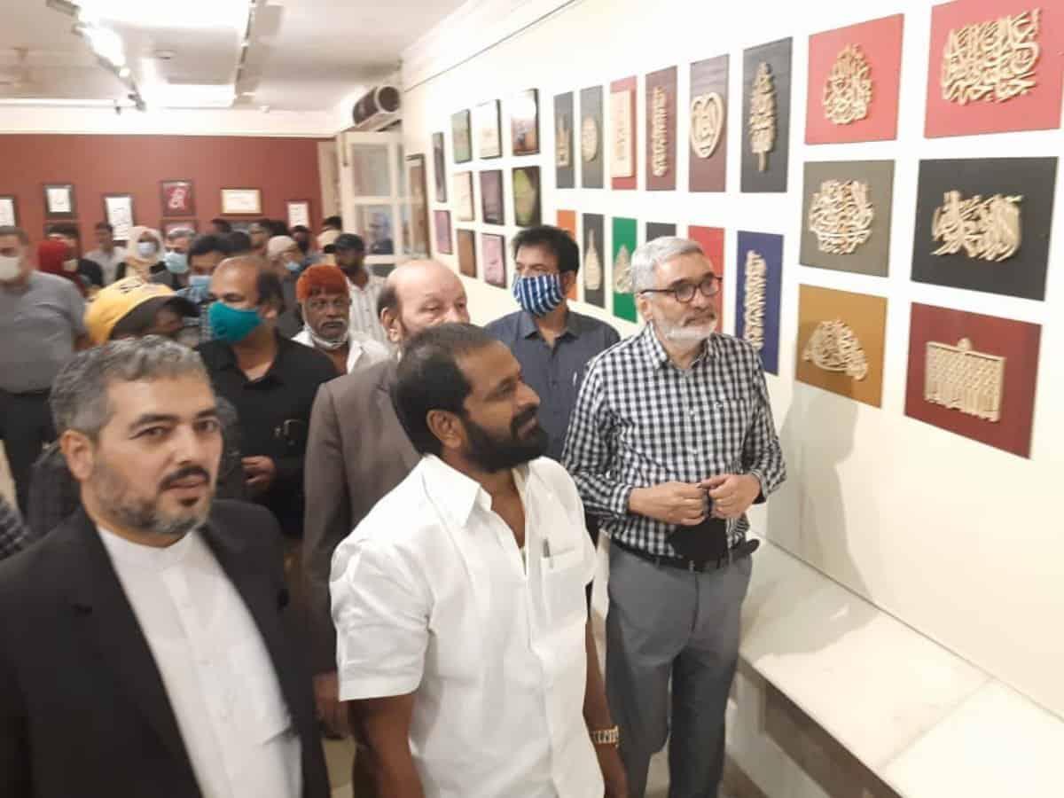 Iran consulate celebrates poet Hafiz, Shiraz festival at Salar Jung Museum
