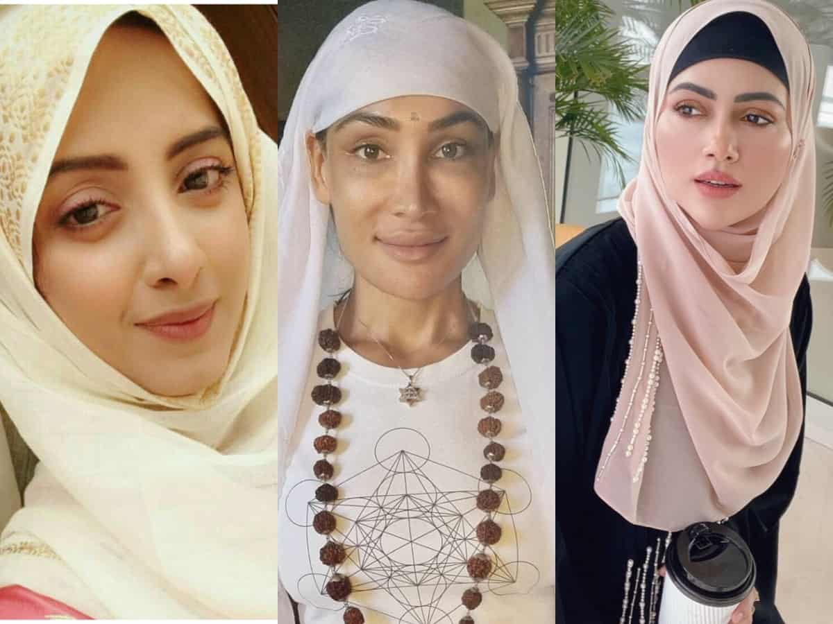All female stars who quit showbiz to follow religious path