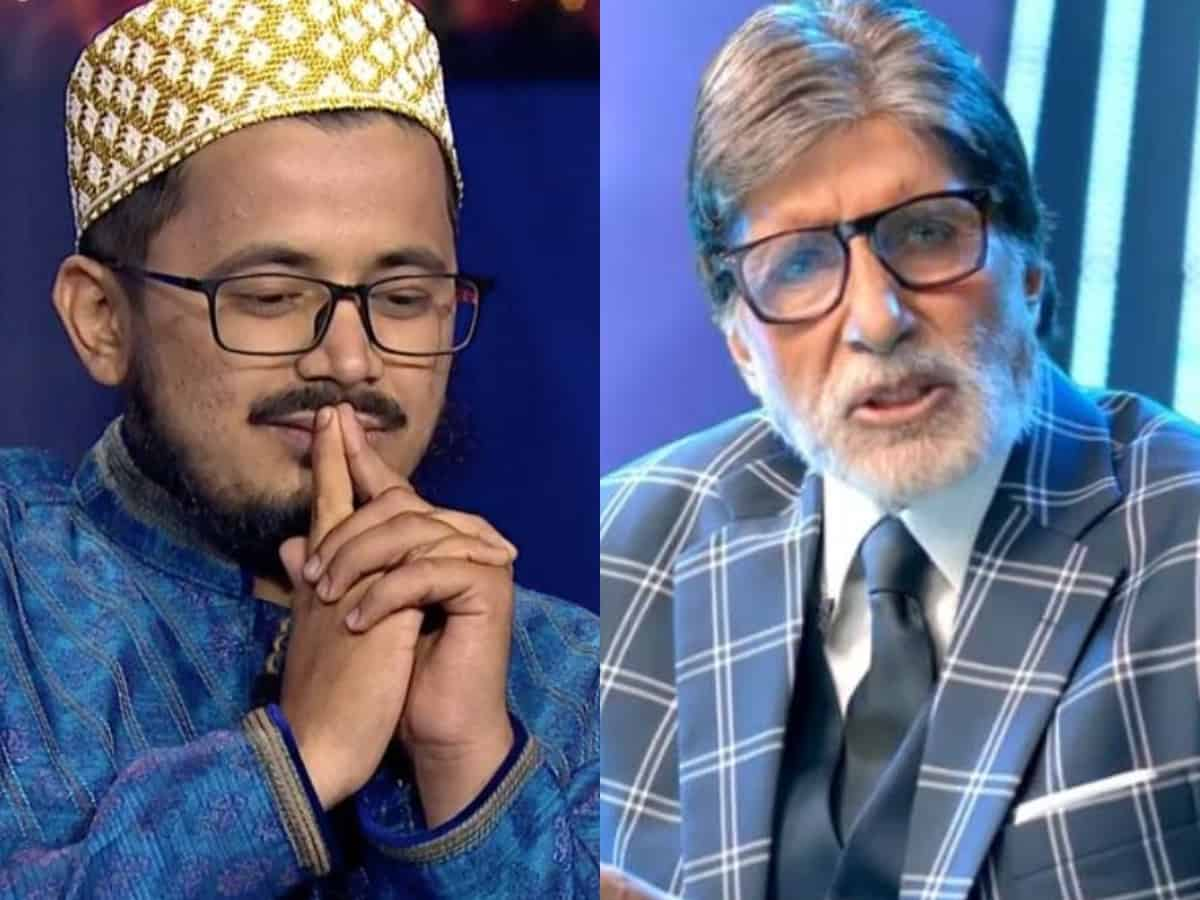 KBC 13: Hussain fails to answer Rs 1 crore question, can you?