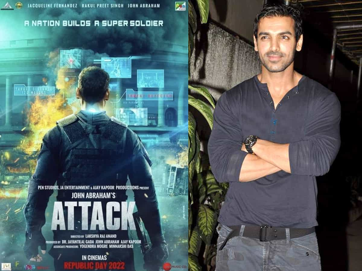 John Abraham-starrer 'Attack' to be released on January 26