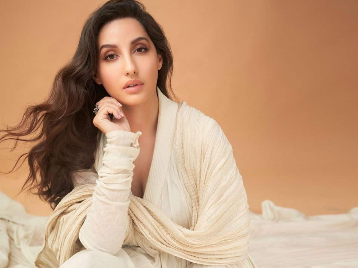 Do you know Nora Fatehi worked as a waitress before?