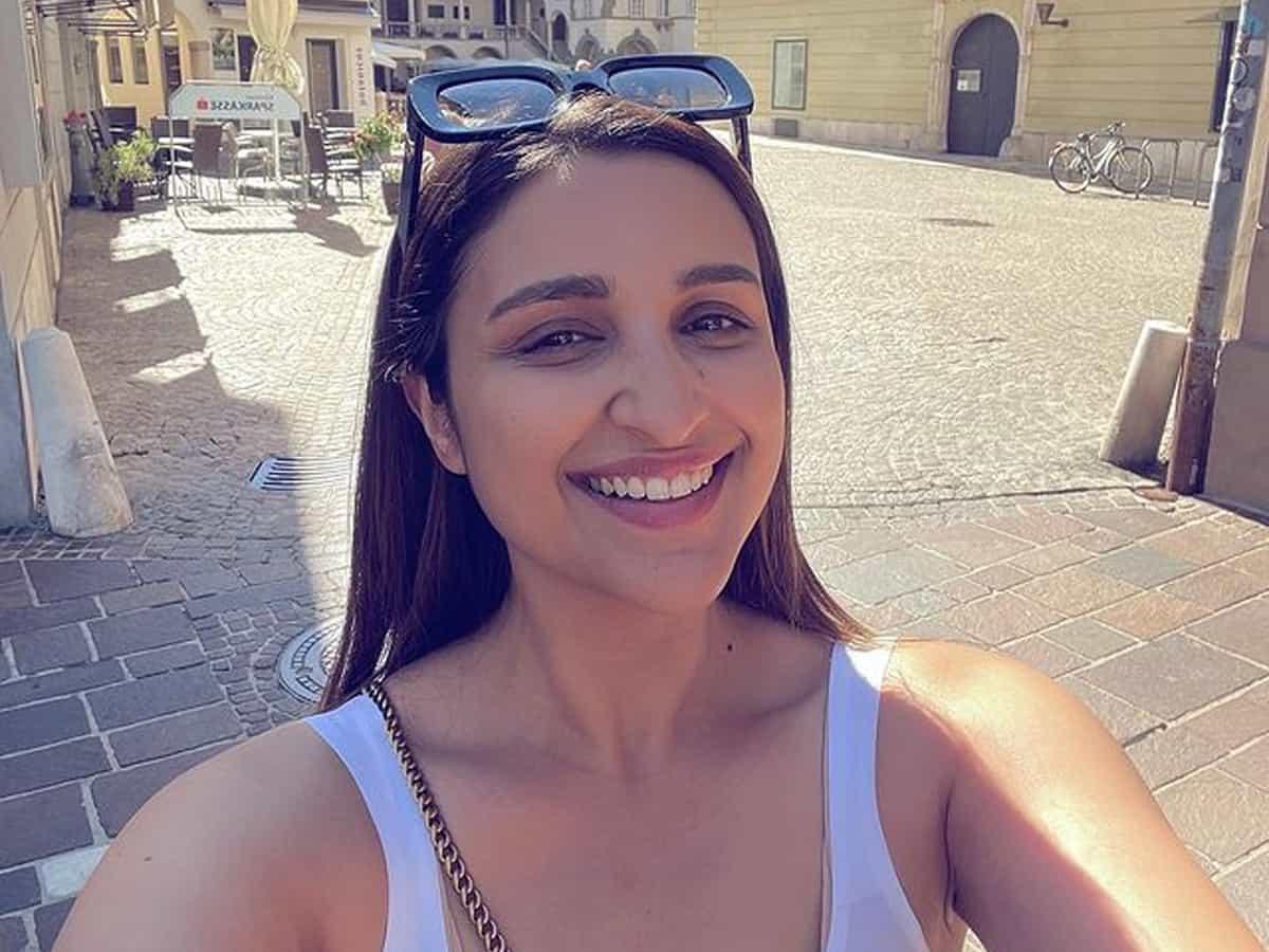 Parineeti Chopra: I didn't want to act like Saina, I wanted to be Saina