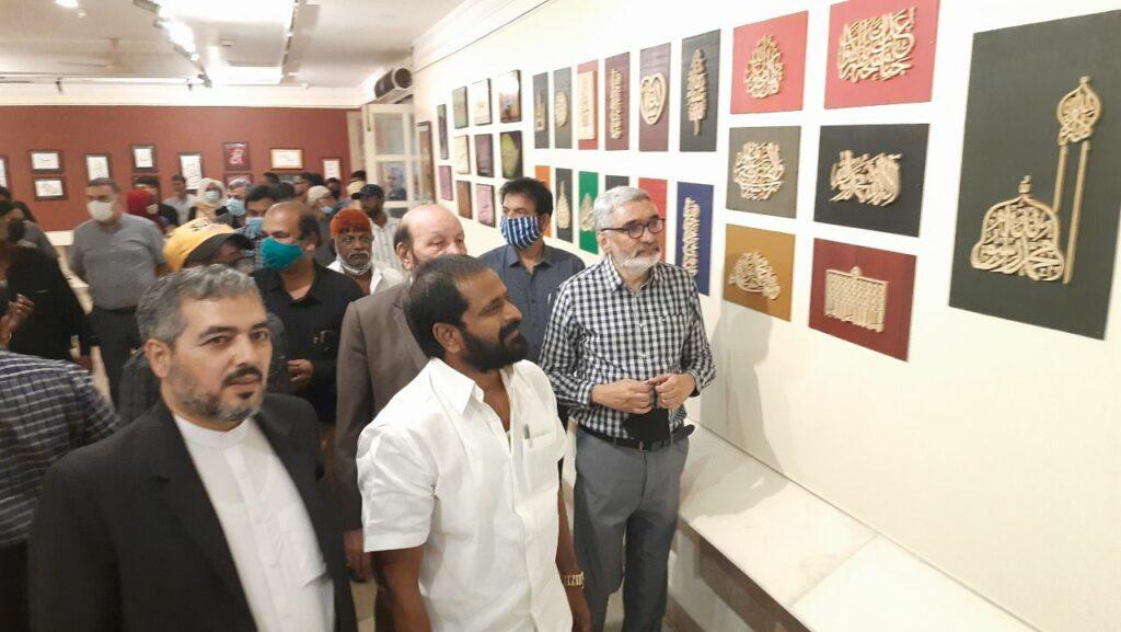 Telangana Minister Goud opens exhibition on Shiraz at Salar Jung Museum
