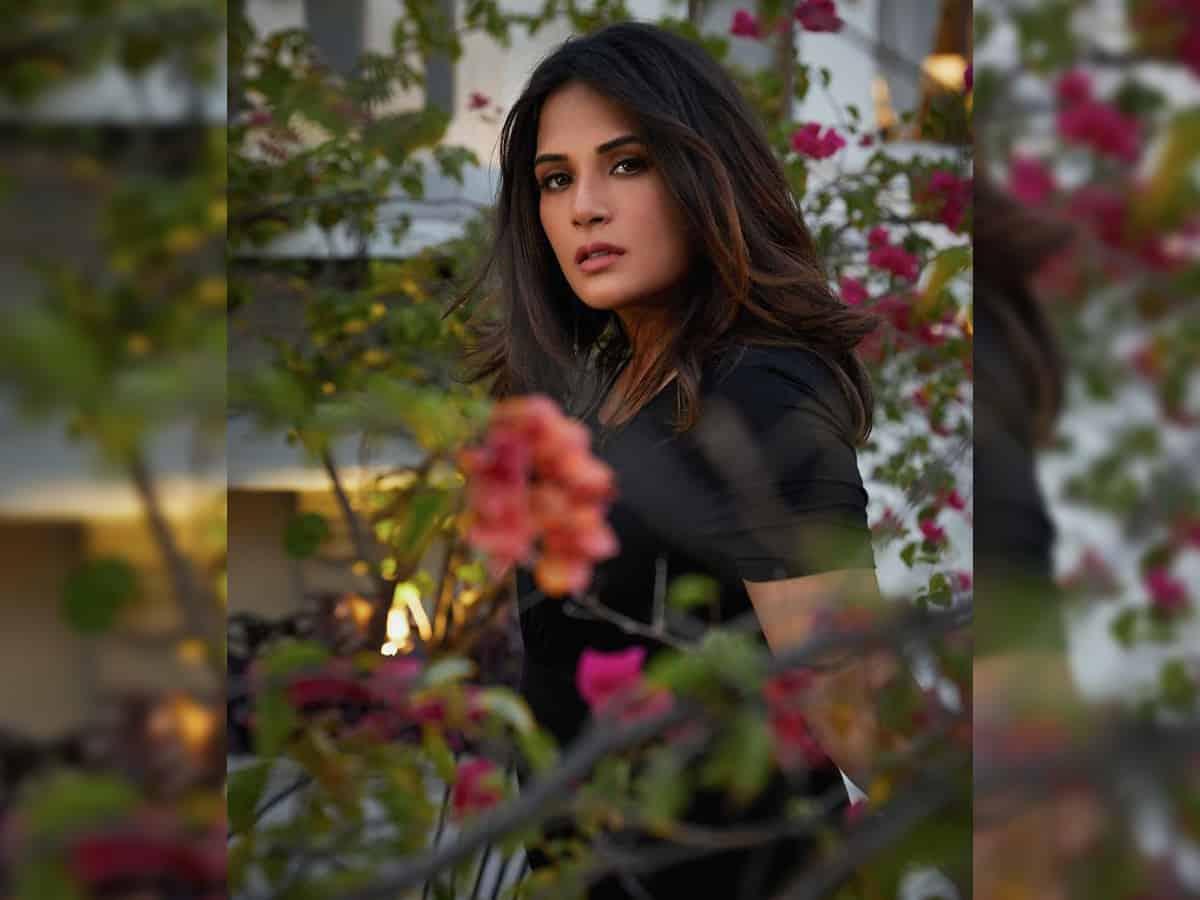 Richa Chadha locks her Twitter profile