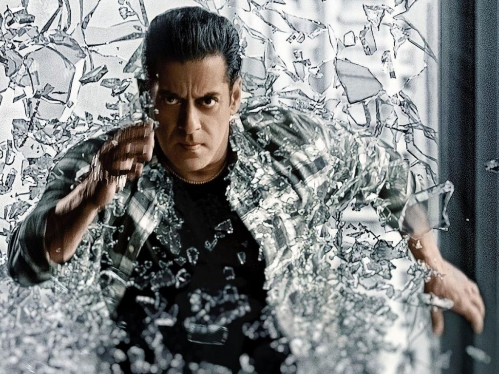 Salman Khan's Radhe earns only Rs 3,200 this week
