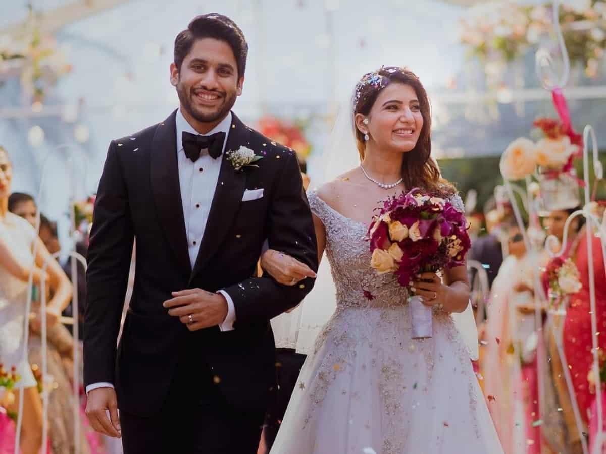 Tollywood's dream couple Samantha, Naga Chaitanya announce separation
