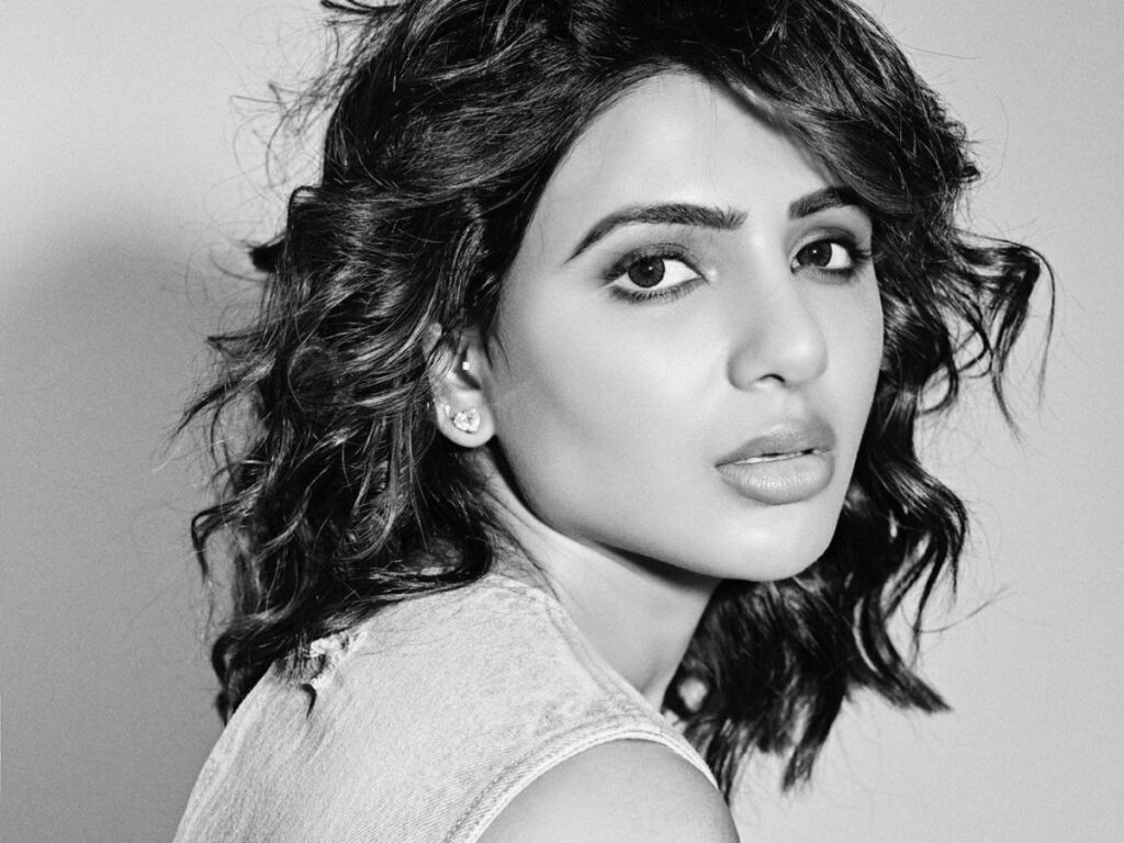 Samantha hits out at reporter for asking about divorce rumours at Tirupati temple