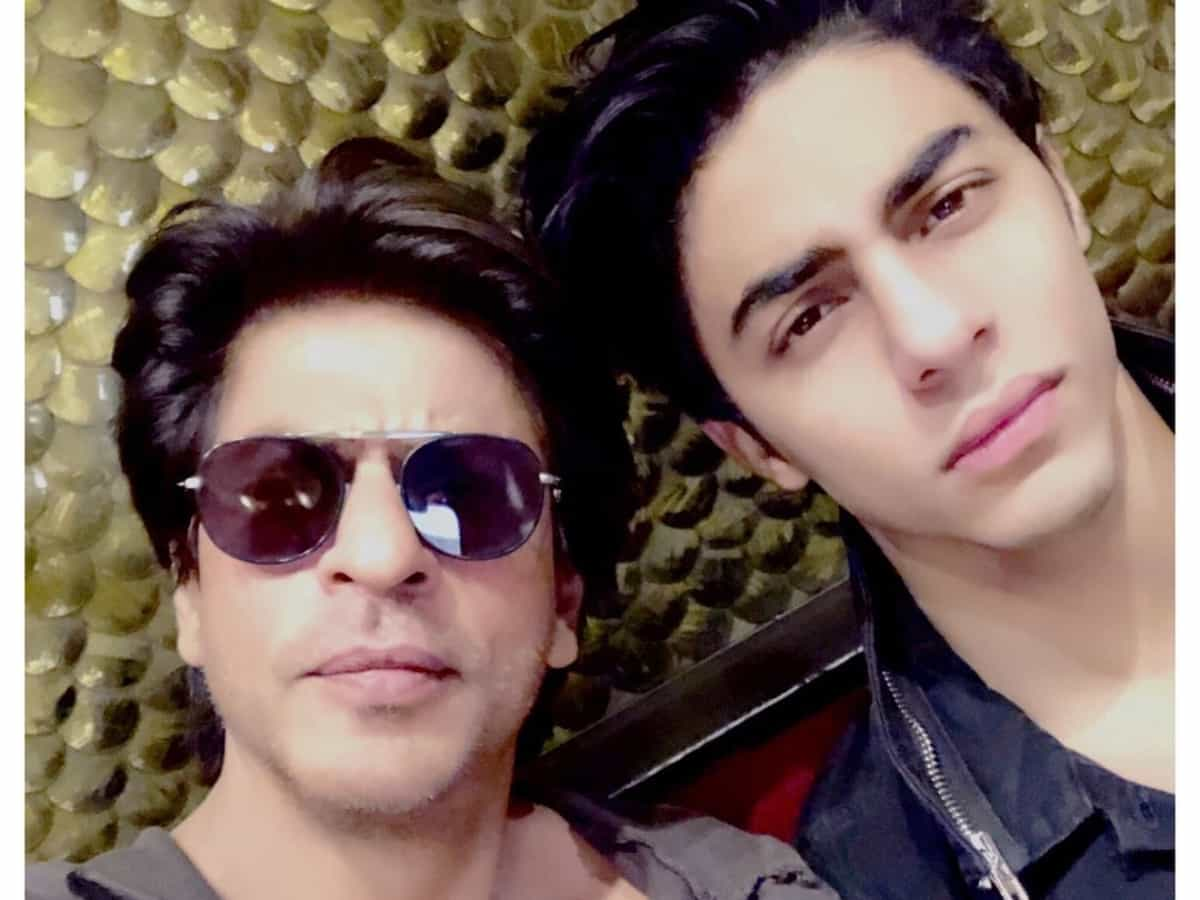 Aryan Khan reveals he takes appointment to meet dad SRK at home