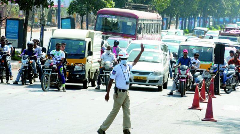 Hyderabad traffic police arrange green channel for live organ