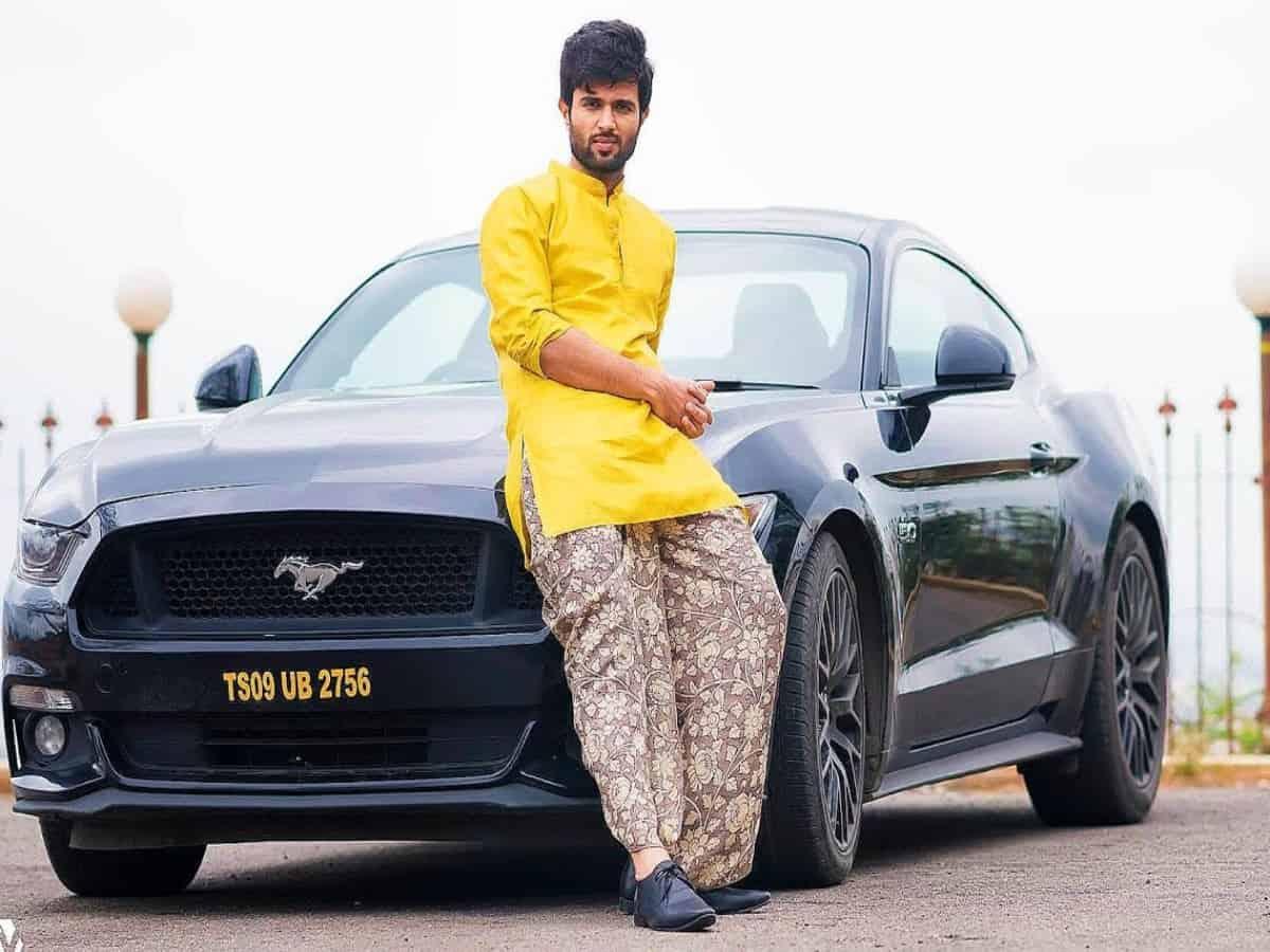 5 expensive, luxurious cars parked in Vijay Devarakonda's garage