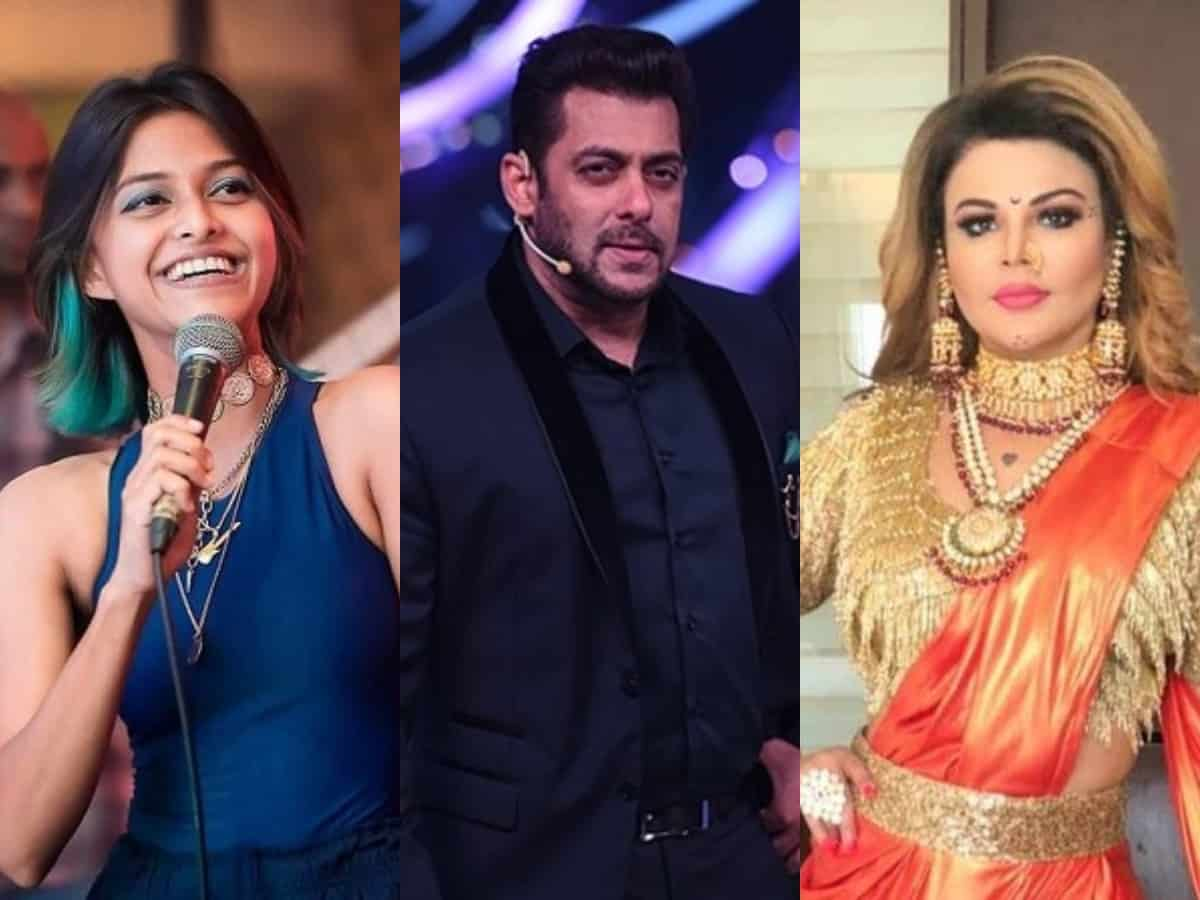 'Manike Mane Hithe' fame Yohani, Rakhi Sawant enter Bigg Boss 15